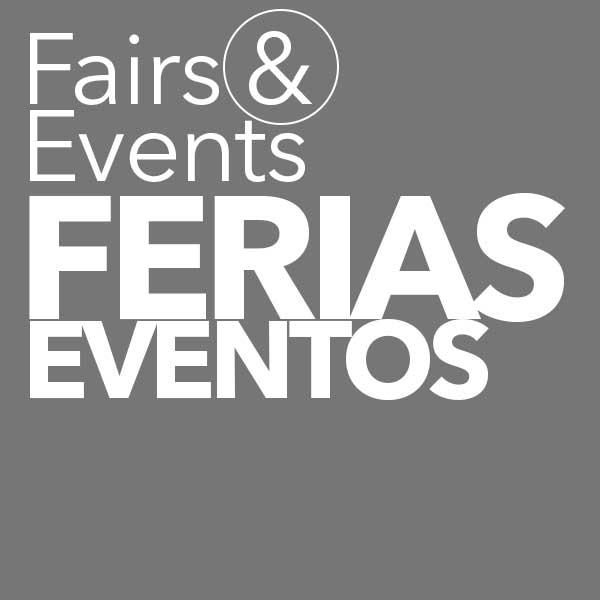Ferias y Eventos, Fairs and Events